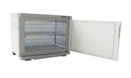 Hot Towel Cabinet for Beauty Salons - CAPR012. Delivery available Australia wide.