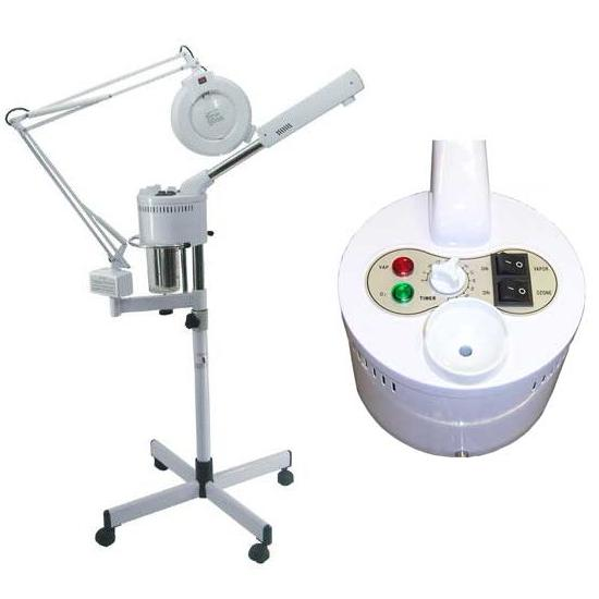 2 in 1 Facial Steamer and Magnifying Lamp - heavy duty