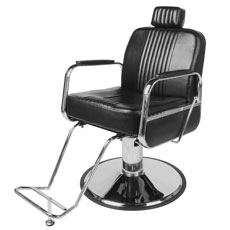 Barber chair - For the small budget