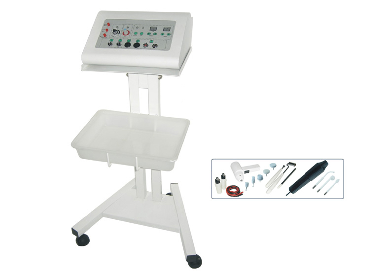 5 in 1 multi functional beauty machine on stand