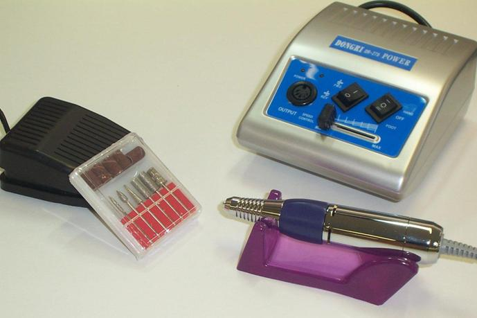 Nail drills mm25000 dr288 dr278 jd800 equipment for Nail salon equipment and supplies