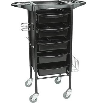 Beauty and hairdressing salon trolleys delivered australia for Salon trolley